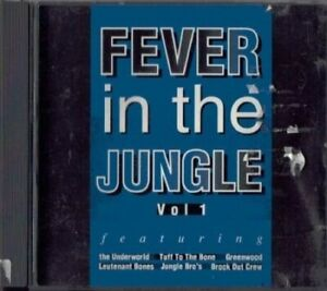 Various Artists - Fever In The Jungle - Various Artists CD SUVG The Cheap Fast