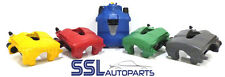 Skoda Fabia 1999-2007 ( 6Y ) Pair Of Coloured Front Brake Calipers