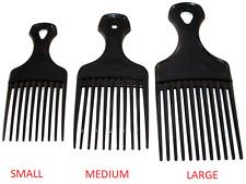 Large Hair Pik (Black)