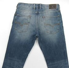 GUESS  men's jeans  -  SLIM STRAIGHT - Vintage Look size 32/33