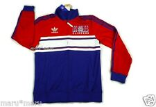 $90 New ADIDAS LA CLIPPERS Track Jacket LARGE Blue-Red NBA running france chivas