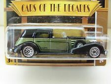 HOT WHEELS - CARS OF THE DECADES - THE '30S - '35 CADILLAC - DIECAST