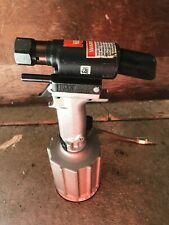 Huck Riveter 225/245 Lockbolt Tool Lightly Used Pneumatic Tested Working! #5