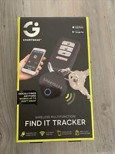 New $30 Smart Gear Find It Tracker-Wireless Multifunction Sealed Stg-6340-kb