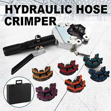 NEW 71500 Hydraulic Hose Crimper Hose Crimping Tool Kit Automotive Hydra Krimp