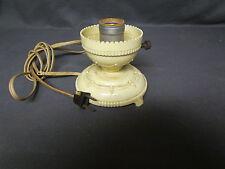 Vintage Electrolite Bakelite Lamp Electro Manufacturing Co. Retro Made in USA