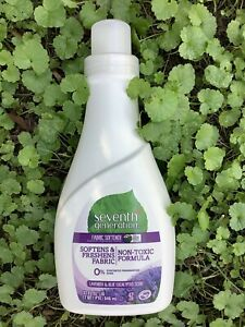 Seventh Generation Liquid Fabric Softener Lavender  Blue Eucalyptus, 42 Loads 3