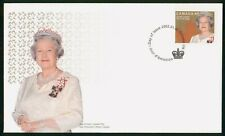 Mayfairstamps Canada Fdc 2002 Queen Elizabeth Ii First Day Cover wwm_85285