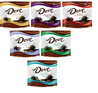 DOVE PROMISES Chocolate  Candy $10.87 FREE SHIPPING EXP 05/20/2020