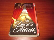 The Devil's Heiress - Jo Beverley (Historical Romance Paperback)