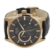 Seiko Pulsar Quartz (Battery) Wristwatches with Chronograph