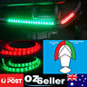 30CM MARINE BOAT KAYAK GREEN STARBOARD & RED PORT SIDE LED NAVIGATION NAV LIGHT