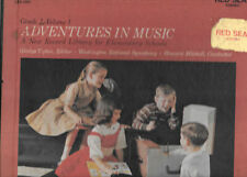 Children's Good (G) Sleeve Classical Vinyl Records