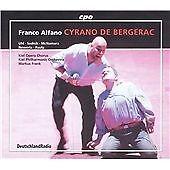 FRANCO ALFANO - CYRANO DE BERGERAC 2 CD Set + Book