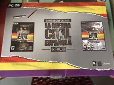 Sombras de guerra PC Juego De La Guerra Civil Española Practicamente Nuevo