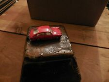 Vintage Matchbox 67A2 Volkswagen 1600TL Red No Box