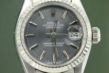 Rolex Datejust 6917 Lady 1979 Stahl Gold 26mm Box & Papiere Teillreperatur 07/20