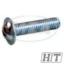 Linsenflanschschraube M6x25-10.9-A4K / ISO 7380-2 - Innensechskant