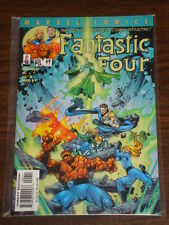 FANTASTIC FOUR #49 VOL3 MARVEL COMICS FF THING JANUARY 2002