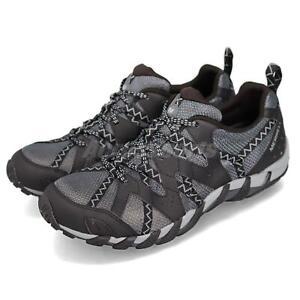 Merrell Waterpro Maipo 2 Black Grey Men Outdoors Hiking Water Trail Shoes J48611