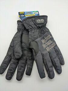 Mechanix Wear - Winter Fleece Gloves Size XL - Touchscreen Capable - Grey/Black