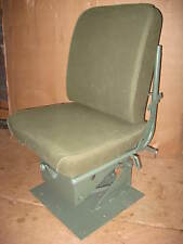Seat, Vehicular w/Base, M35, M54, M809, M939 Military Truck
