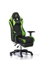 Snakebyte Gaming:Seat™(green)Gaming Stuhl Bürostuhl Schreibtischstuhl Chefsessel