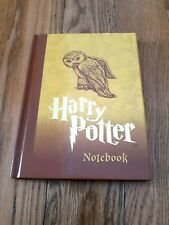 Harry Potter Hardcover Notebook Journal