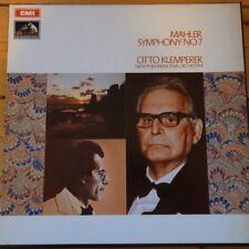 ASD 2491-2 Mahler Symphony No. 7 / Klemperer / NPO 2 LP box