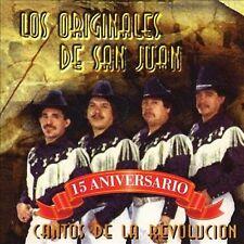 Originales De San Juan : Cantos De La Revolucion: 15 Aniversario CD