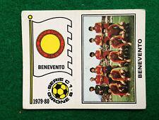 CALCIATORI 1979-80 79-1980 n 520 BENEVENTO SQUADRA SCUDETTO  Figurina Panini NEW