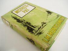 MISTRESS PAT - 1941 - L M Montgomery - Australian edition 1941