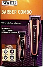 WAHL 5 STAR PROFESSIONAL BARBER COMBO FADE CLIPPER & ULTRA-CLOSE TRIMMER #8180