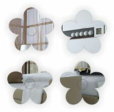 Acrylic Round Modern Decorative Mirrors