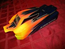 JConcepts 1/8th Custom Painted Buggy Body