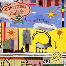 PAUL MCCARTHY - EGYPT STATION (LIMITED EDITION) [CD] NEW & SEALED