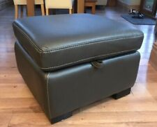 HARVEYS Langdale Storage Footstool