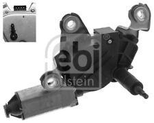 FEBI BILSTEIN Wischermotor 48673 hinten für SKODA YETI 5L FABIA SUPERB 3T5 5J