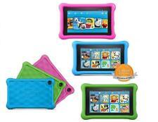 "New Amazon Fire Kids Edition 7"" 16GB Wi-Fi, Pink Blue Green +2Yr WARRANTY"