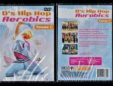D's Hip Hop Aerobics Vol 1 - Brand New Drew's Famous Workout DVD