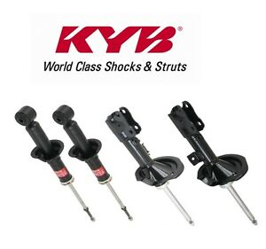 For Set of 4 KYB Rear Shocks/Struts FRONT & REAR for Mitsubishi Lancer GTS
