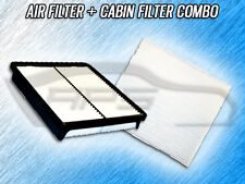 AIR FILTER CABIN FILTER COMBO FOR 2011 2012 2013 2014 HYUNDAI SONATA