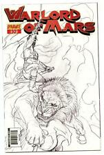 Warlord of Mars #10 (2011) Dynamite NM/NM- Sketch Variant