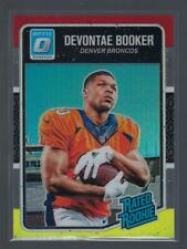 2016 Optic Red and Yellow  #166  DEVONTAE BOOKER  BRONCOS