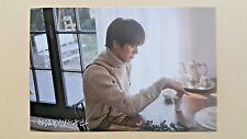 Monsta X [The memories] in November Official Goods Post Card postcard - Minhyuk