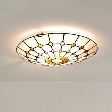 klassische Deckenleuchte 8091 Tiffany Stil nostalgische Lampe leuchte