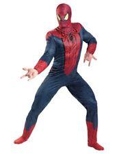 New The Amazing Spider Man Adult Costume XXL 50-52