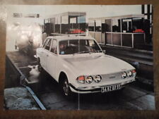 TRIUMPH 2000 SALOON orig A3 sized Wall Poster - from Sales Brochure?