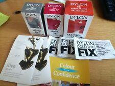 Mixed Dye Lot Plus Fixers