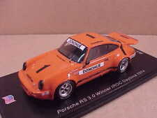 Porsche RS 3.0 No.1 Winner IROC Mark Donohue in 1 43 Scale by Spark